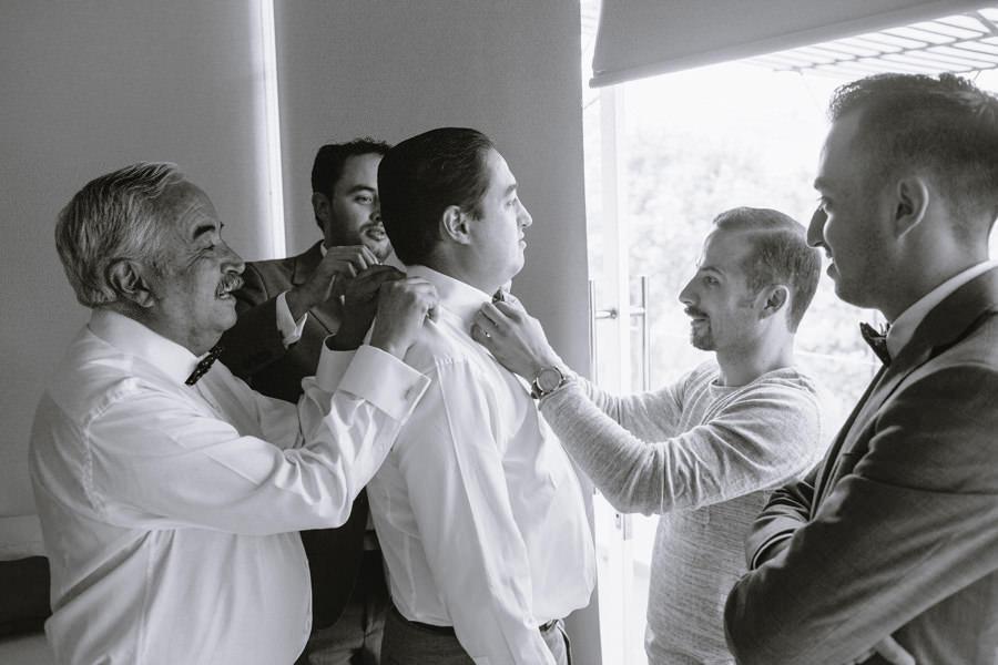 boda en cocoyoc-raul y familia