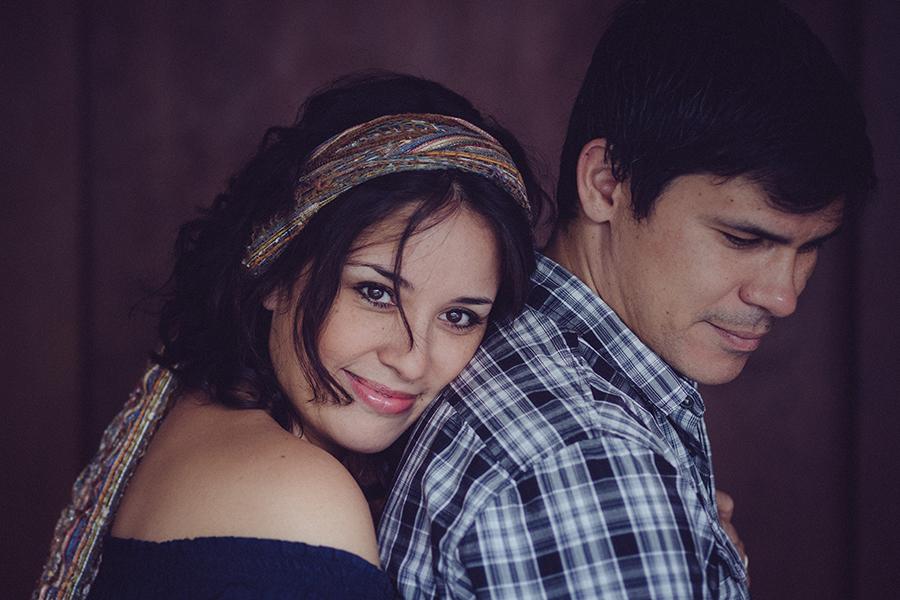 Hani y Jorge son una pareja de fotógrafos de bodas en puebla