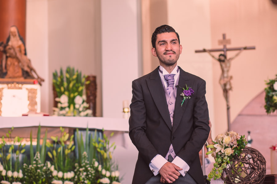 boda en  Nuestra Señora del Camino - martha-carlos-jorge-pastrana-24