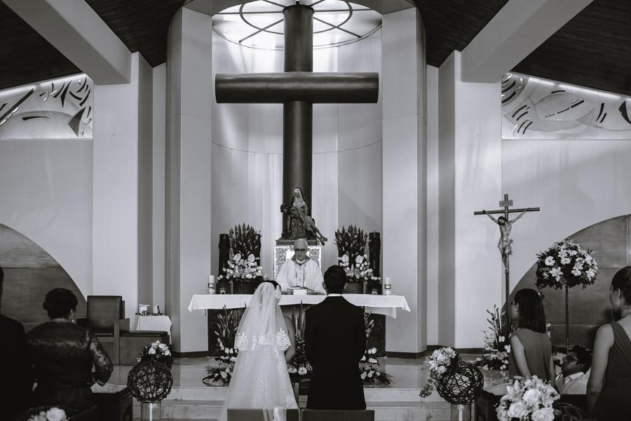 boda en  Nuestra Señora del Camino - martha-carlos-jorge-pastrana-26