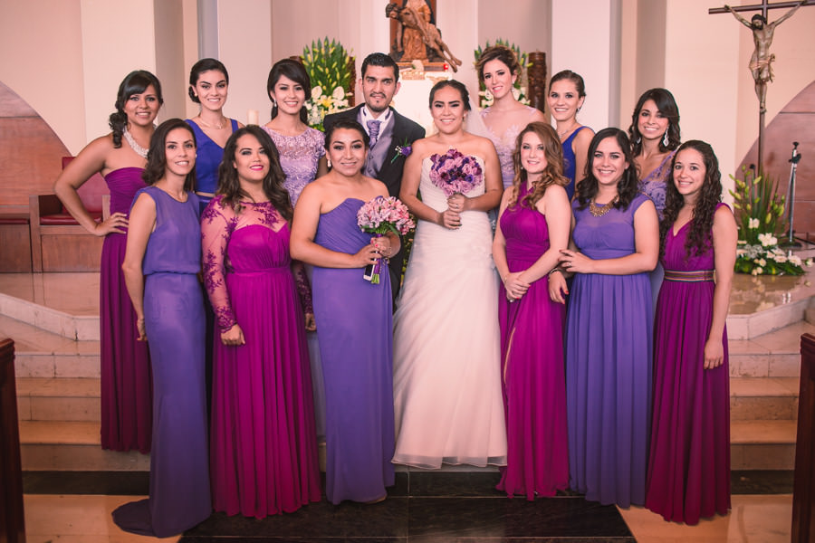 boda en  Nuestra Señora del Camino - martha-carlos-jorge-pastrana-39