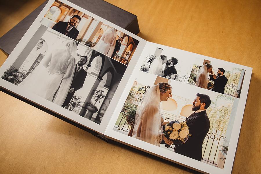 album de boda por jorge pastrana studio