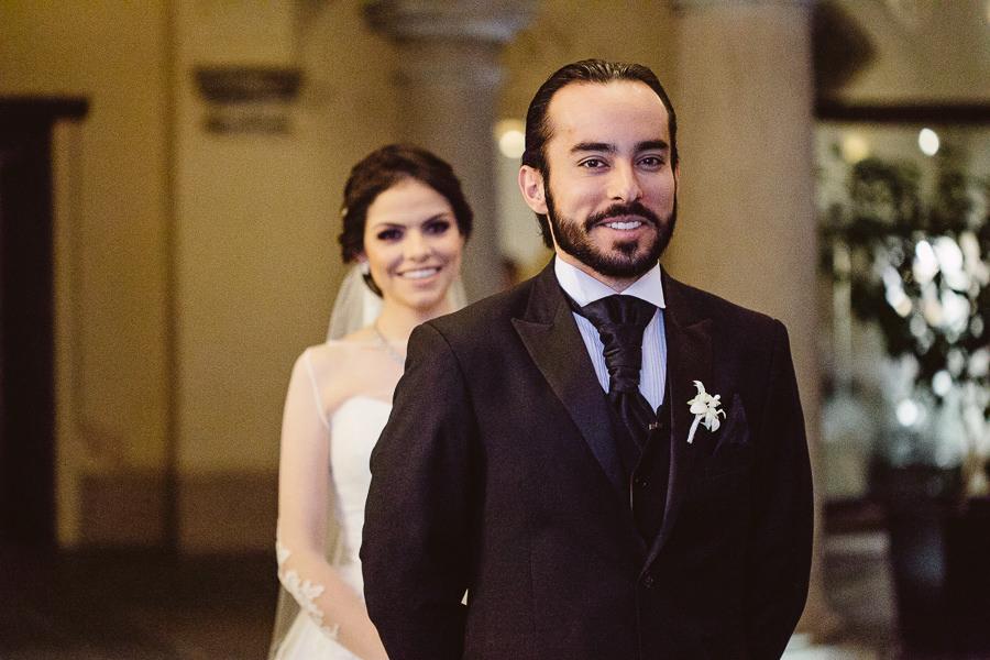 el encuentro de ivan con krina - boda en puebla mexico