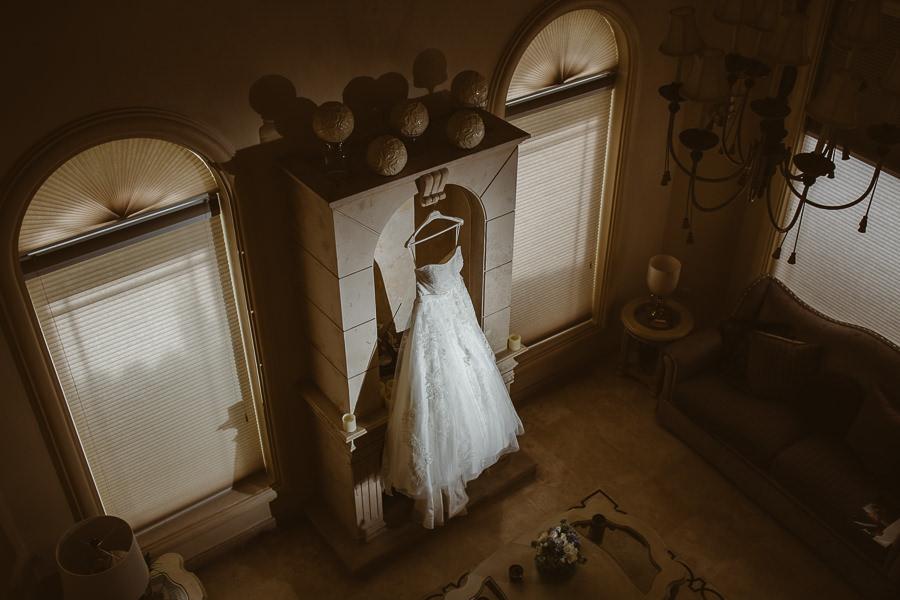 vestido de ana karina - boda en puebla mexico