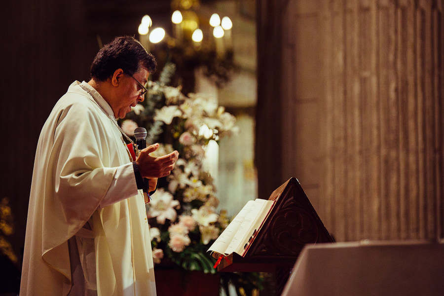 padre catolico