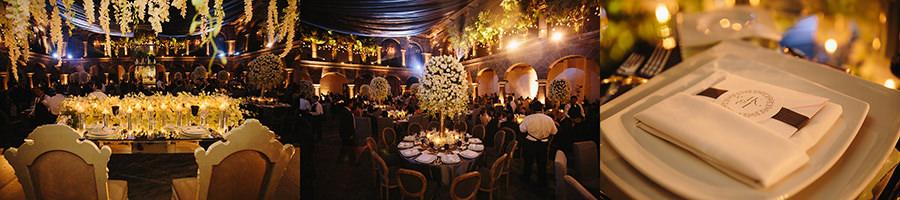 detalles - boda en museo de arte virreinal puebla