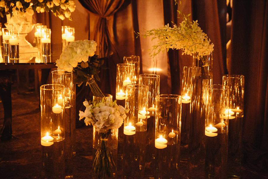 velas - boda en museo de arte virreinal puebla