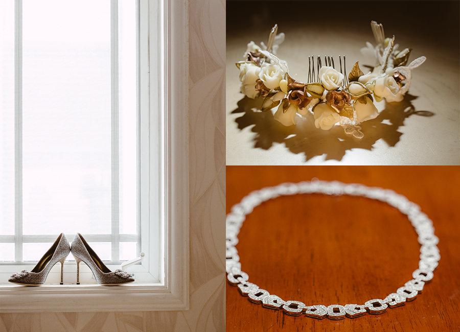 zapatos y detalles - boda en puebla mexico