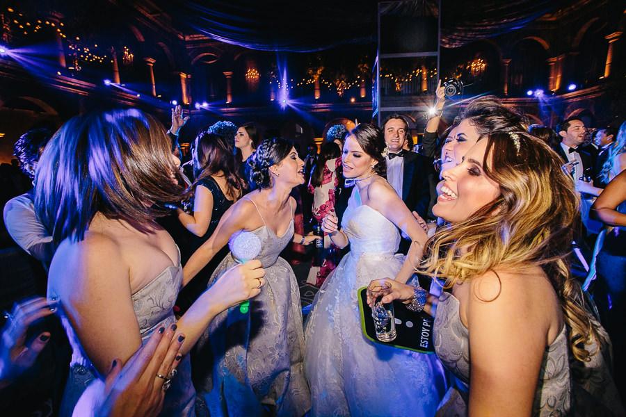baile loco - boda en museo de arte virreinal puebla