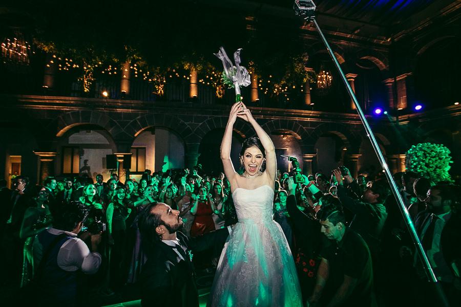 el ramo - boda en museo de arte virreinal puebla