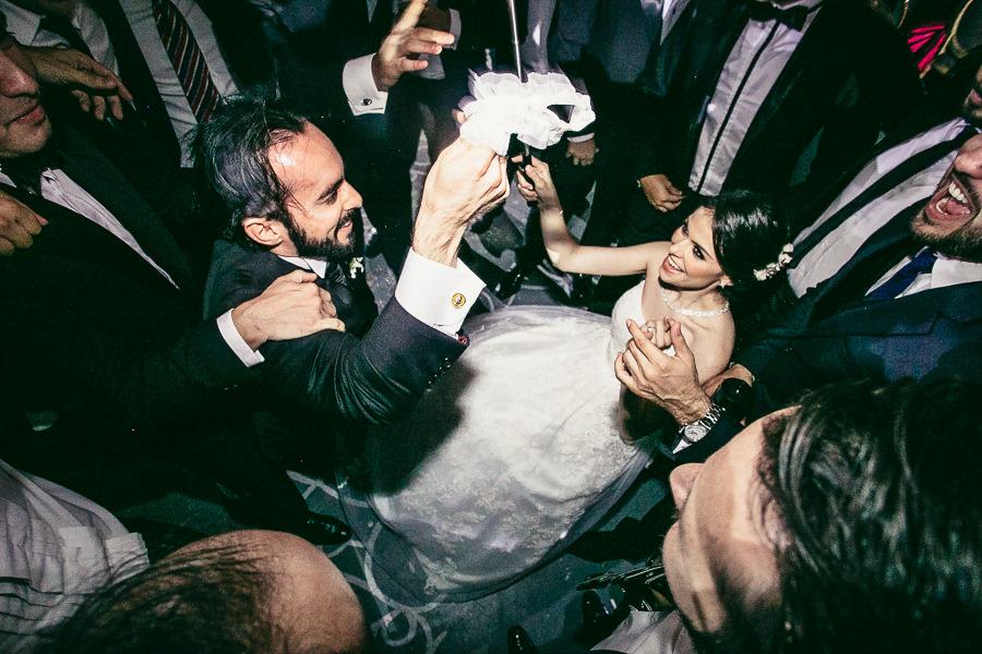 sacando la liga - boda en museo de arte virreinal puebla