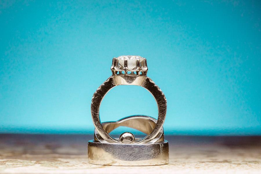 anillo de boda - boda en puebla mexico