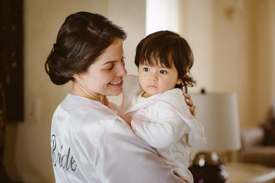 ana karina y su sobrino - boda en puebla mexico