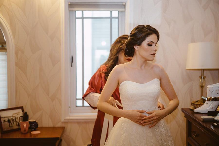 ajuste de vestido - boda en puebla mexico