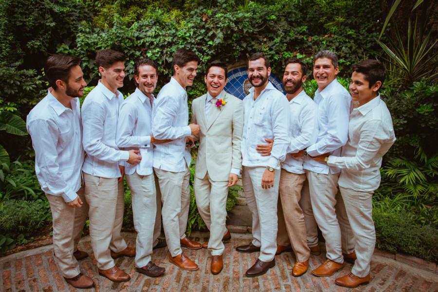 boda en san miguel de allende - damos de honor