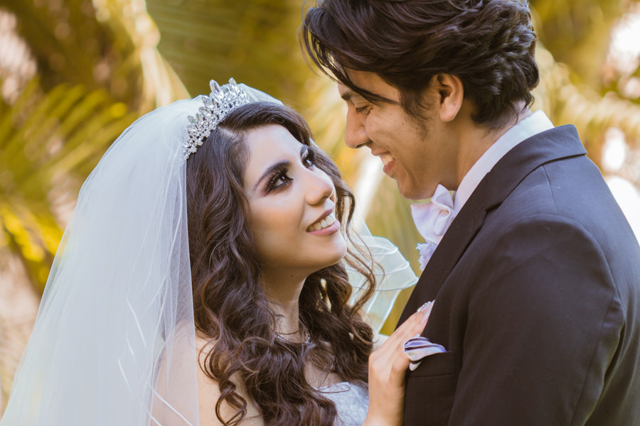 sesión de retrato de novios - boda en tuxtla gutierrez