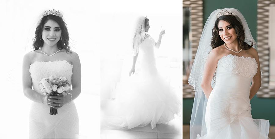 retratos de la novia