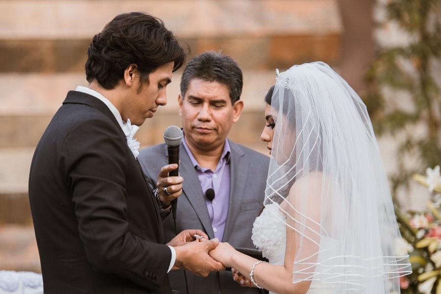 entrega del anillo - boda en tuxtla gutierrez