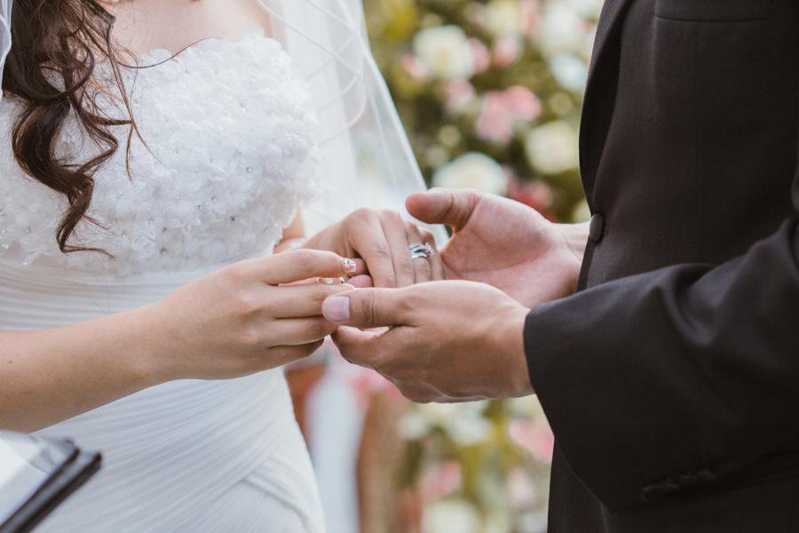 entrega del anillo