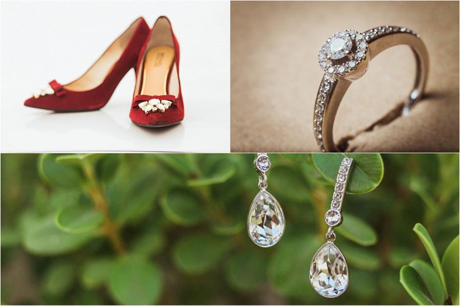 accesorios de la novia - boda en queretaro