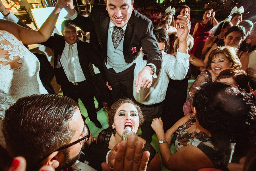 fotografia de bodas en querétaro - la fiesta