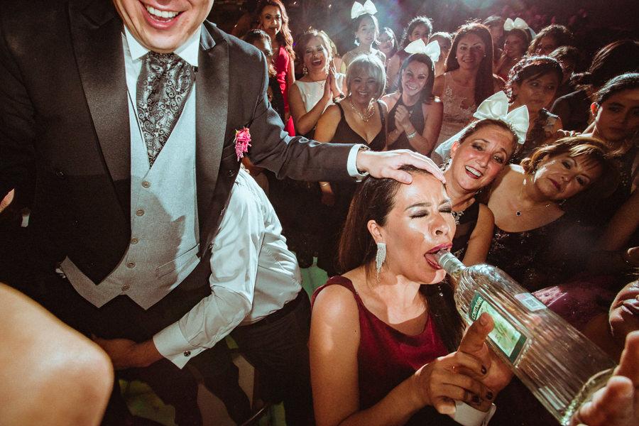 fotografia de bodas en queretaro - la fiesta