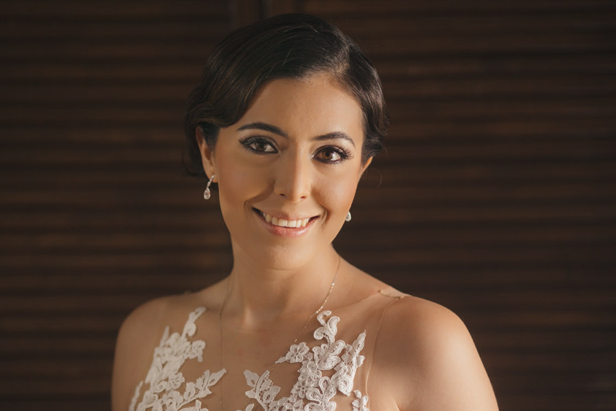 retrato de elsa antes de su boda en queretaro
