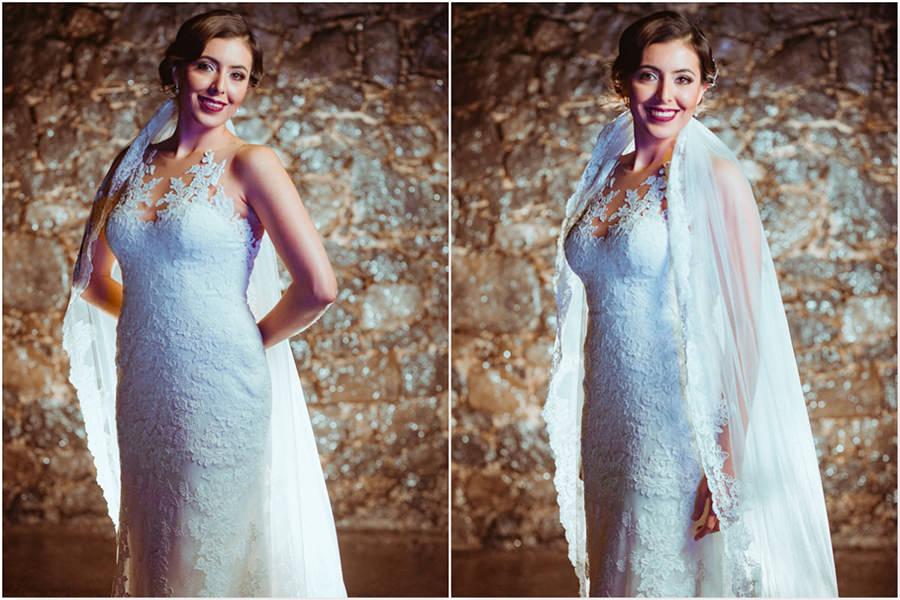 retratos de la novia en su boda en queretaro